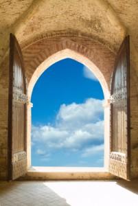 door-to-vision