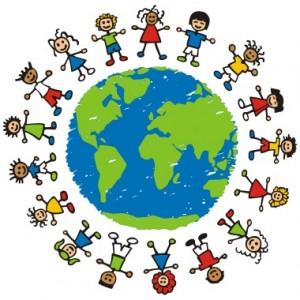 children_globe